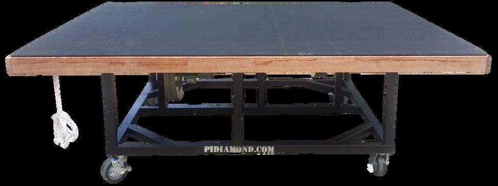 Floatation Cutting Table