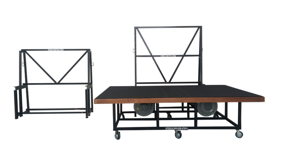 Air Float Glass Cutting Table