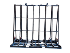 Glass A-frame Trolley