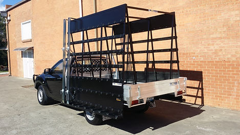 Glass Carrier Rack for Sale Australi