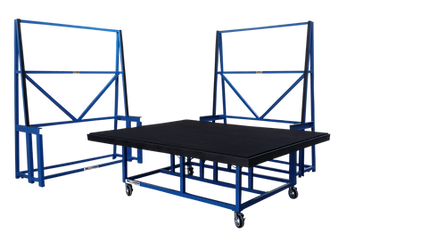 Free Fall Racking System