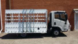 Transport A-frame for Truck