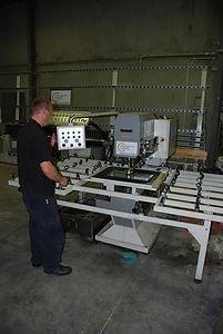 Glass Drilling Machine Install