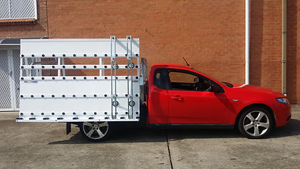 Glass Rack for Ute Ford Falcon