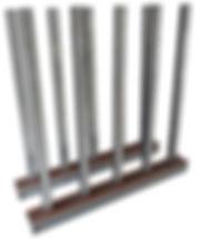 Slab Rack, Glass Sheet Rack