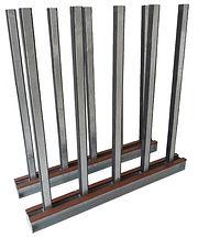 Glass Storage System