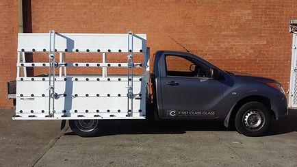 Glass Carrier Rack Mazda