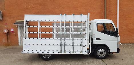 Glass Rack for Truck