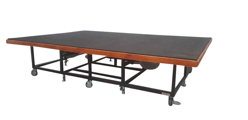 Glass Processing Table