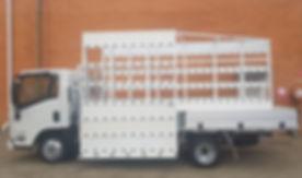 Glass Truck Bodies
