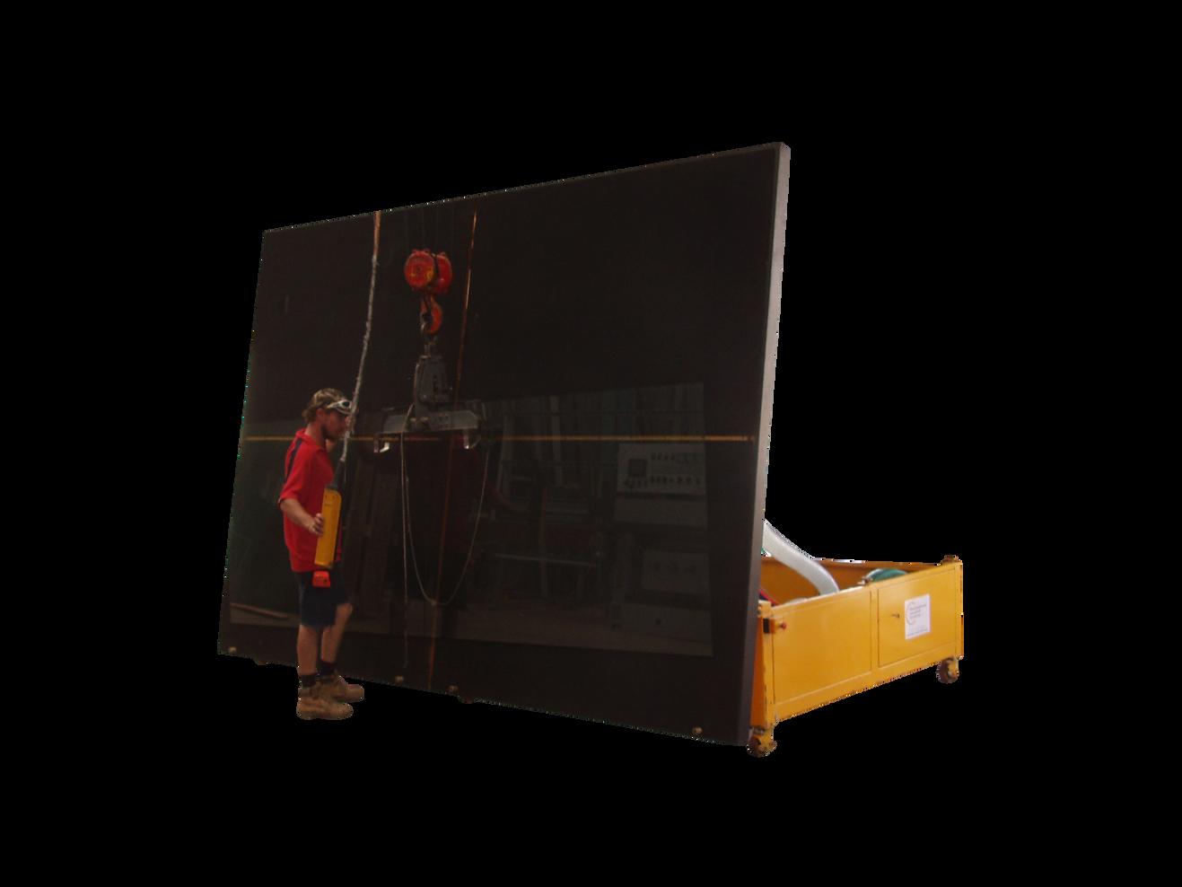 Hydraulic Glass Cutting Table