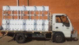 Glass Racks for Trucks