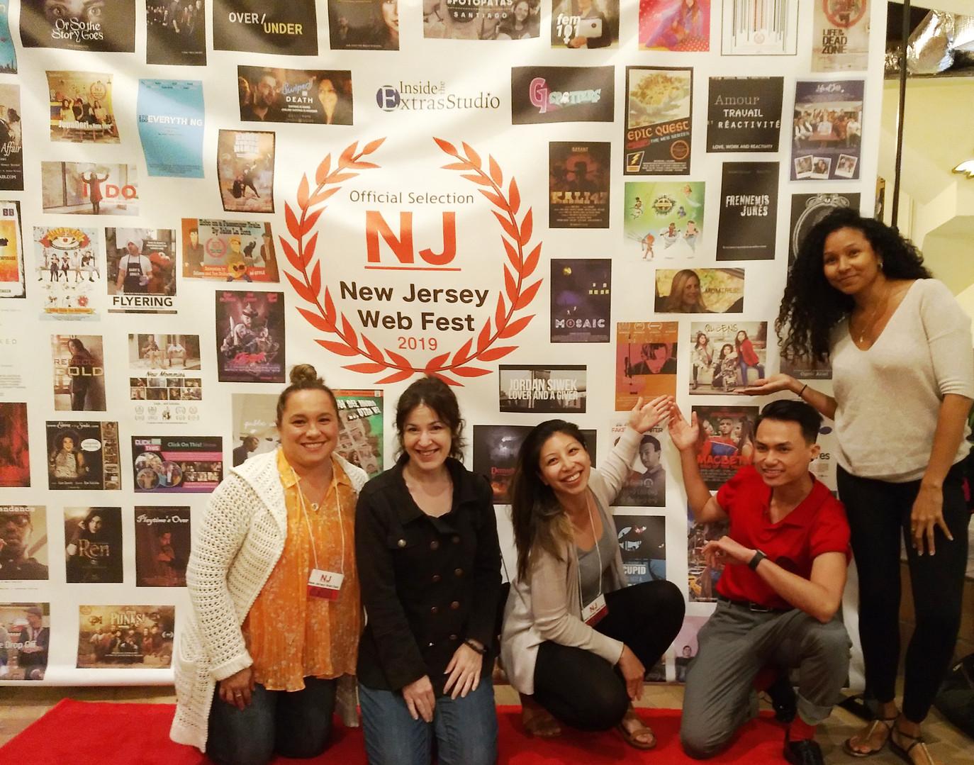 NJ WebFest Screening