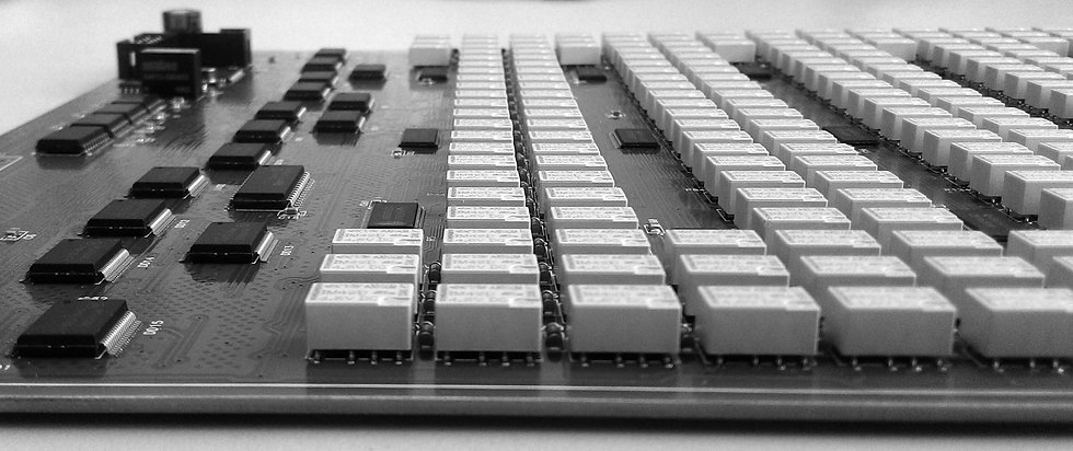 Автоматизированная система контроля бортовой коммутационной аппаратуры АСК БКА АСК-БКА ООО ВТФ Прэлси импэкс уфа производство электроники промышленная автоматизация