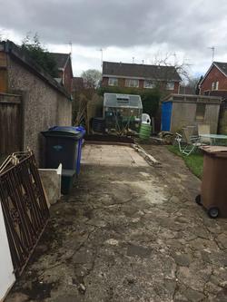 Garage Removal (After)