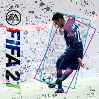 Fifa 21 ad
