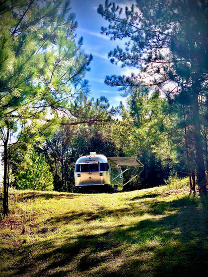 Boondocking by the lake