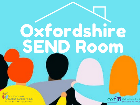 Oxfordshire SEND Room