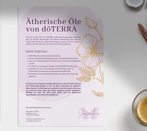 DoTerra Öle bestellen