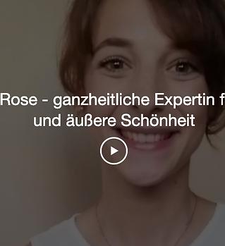 Jessica Rose ganzheitliche Expertin für innere und äußere Schönheit