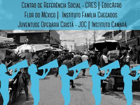 Vila Margarida e M70 - Dinâmicas sociocoletivas como instrumento de luta no território