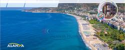 cleopatra beach-location