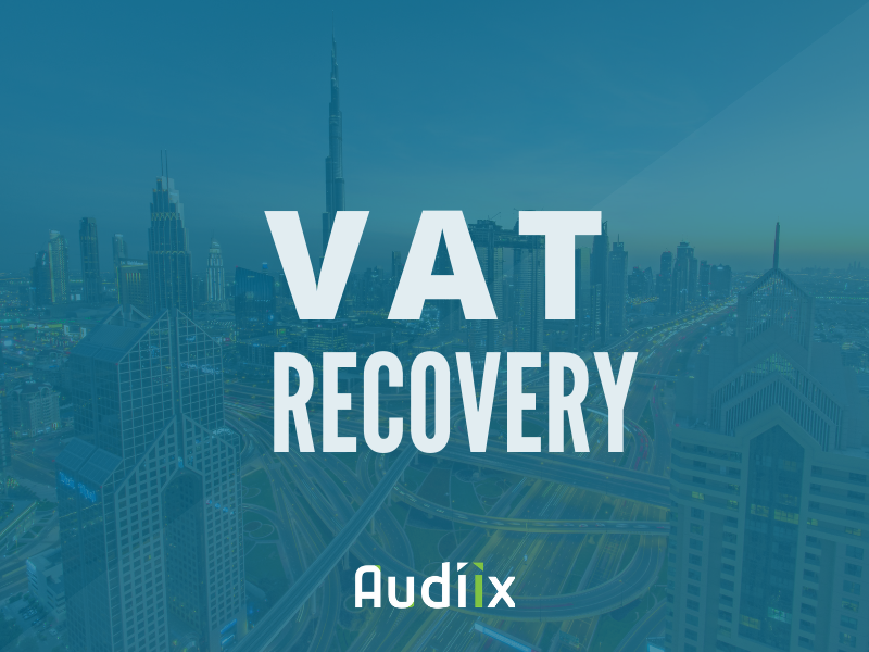How to recover VAT in the UAE
