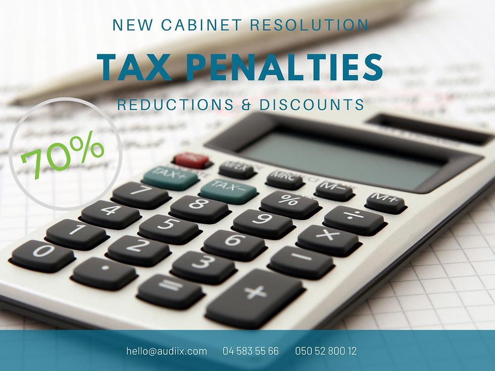 UAE FTA to reduce tax penalties