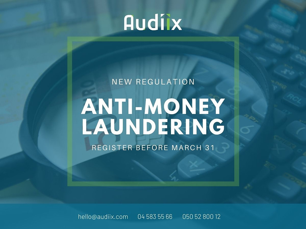 Anti-Money Laundering goAML