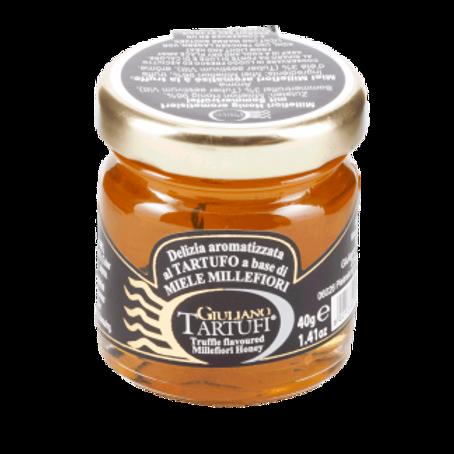 Truffle flavoured Millefiori Honey (pack of 2)