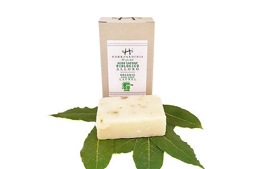 Organic Artisan Soap Peeling Laurel