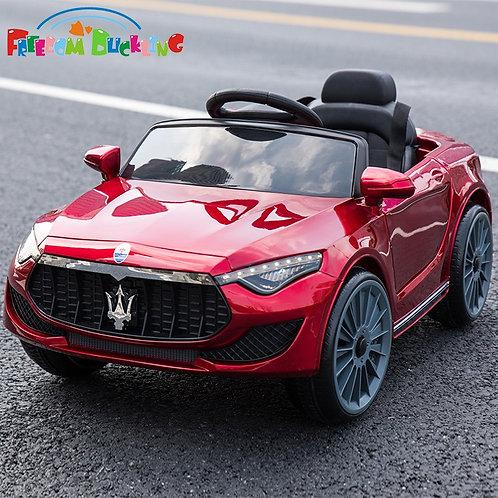 Maserati  Children's Electric Dual Drive Car Kids Four-Wheel Remote Control
