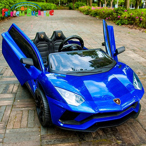 Lamborghini Baby Car Four Wheeled  With Remote Control