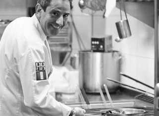 Zafferano and Friends: Chef Stefano Rassu