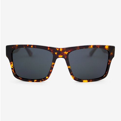 Sebastian - Acetate & Wood Sunglasses