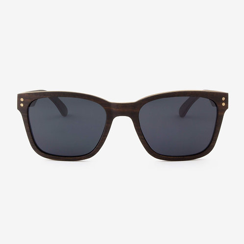 Flagler - Wood Sunglasses