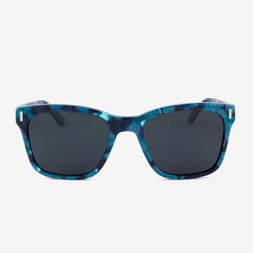 Flagler - Acetate & Wood Sunglasses