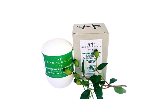 Myrtle Organic Body Deodorant Roll on