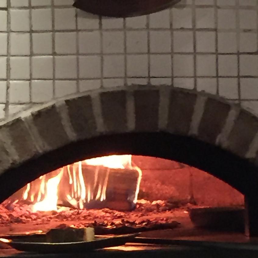 Forno Pizza a legna