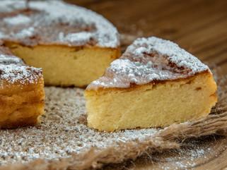 Chef Gianluca Deiana Abis: Torta Di Ricotta / Ricotta Cake