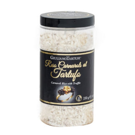Carnaroli Rice with Truffle in Glass (pack of 2) 350g ea.