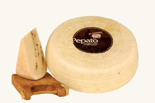 Pepato - Pepper-flavored Pecorino Cheese
