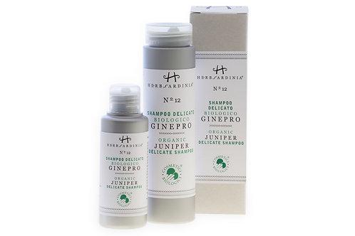 Organic Sardinian Juniper Shampoo - 100ML