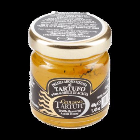 Truffle flavoured acacia honey (pack of 2)