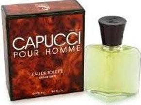 Capucci Pour Homme - Eau de Toilette 3.4 oz