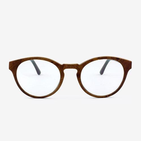 Holmes - Adjustable Wood Eyeglasses