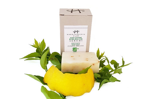 Organic Citrus Fruits Soap