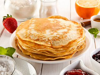 Chef Gianluca Deiana Abis: Crepe (basic recipe)