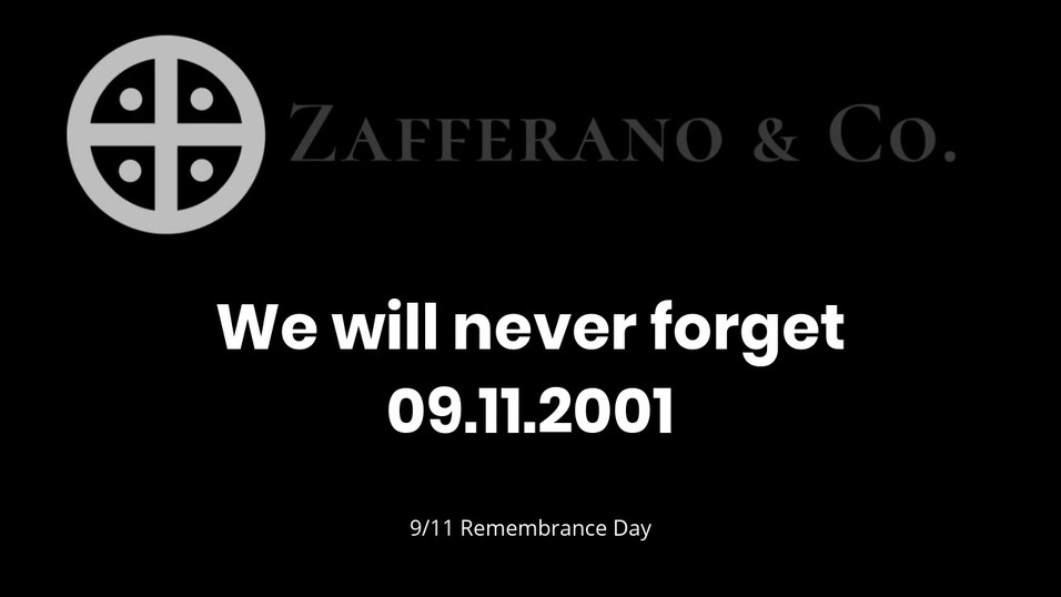 WE DONT FORGET