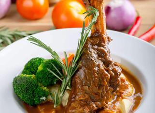 Chef Gianluca Deiana Abis: Brasato di Agnello